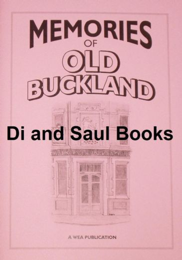 Memories of Old Buckland